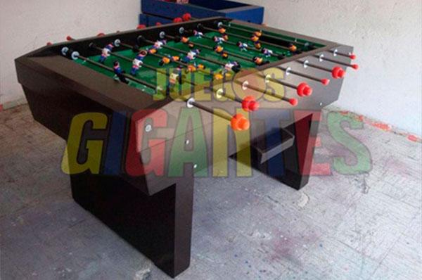 Mesa De Futbolito Uso Rudo Juegos Gigantes